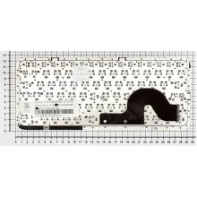 Клавиатура для ноутбука HP Pavilion dm3 dm3-1000 черная с серой рамкой