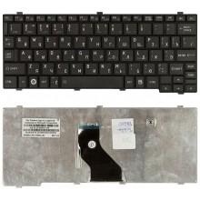 Клавиатура для ноутбука Toshiba Portege T110, Satellite Pro T110, mini NB200 NB255 NB300 черная