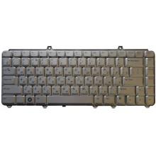 Клавиатура для ноутбука Dell Inspiron 1420 1520 1525 1526 1540 Vostro 1400 1500 XPS M1330серебристая