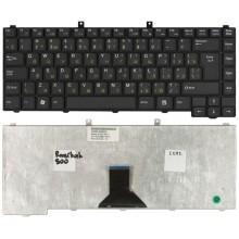 Клавиатура для ноутбука Roverbook 500 черная