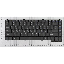 Клавиатура для ноутбука Gateway CX200 черная