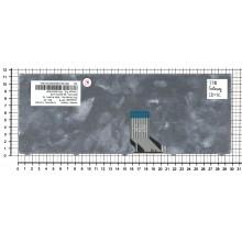 Клавиатура для ноутбука Gateway ID49 серебристая