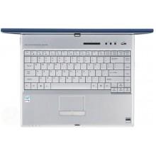 Клавиатура для ноутбука LG W4 M1 белая