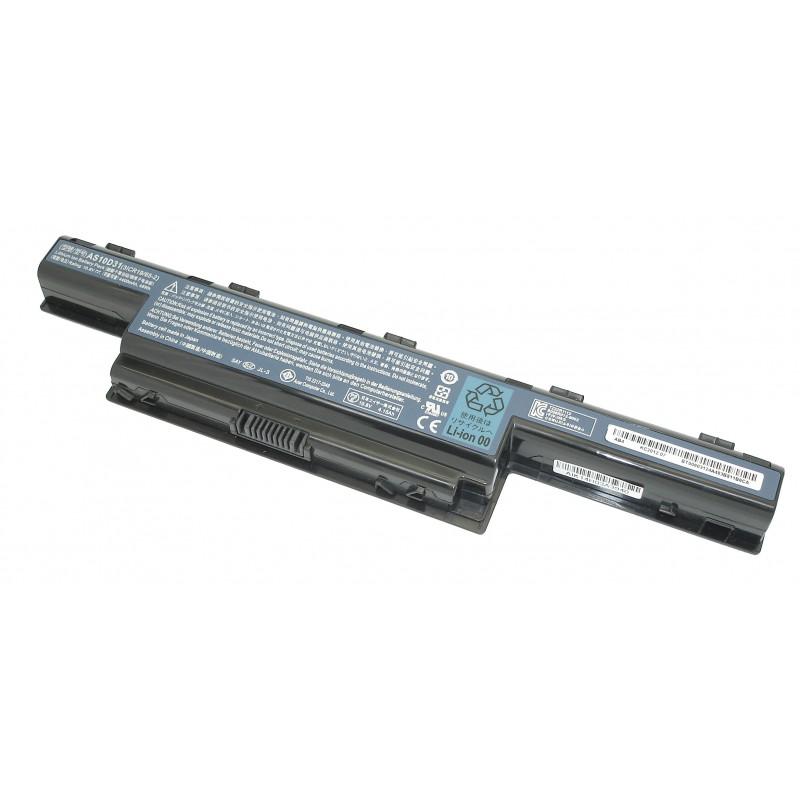 Аккумуляторная батарея для ноутбука Acer Aspire 5741 4741 серий 11.1v 4400mah ORIGINAL
