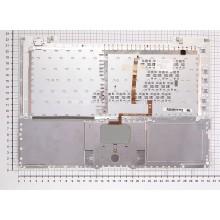 Клавиатура для ноутбука Apple A1181 965 945 топ-панель белая 13,3