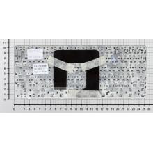 Клавиатура для ноутбука HP mini 311 Pavilion dm1 dm1-1000 dm1-1100 dm1-2000 серебристая