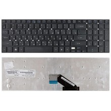 Клавиатура для ноутбука Acer Aspire 5755 5755G 5830 5830G 5830T 5830TG E5-571 черная
