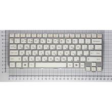 Клавиатура для ноутбука LG X14 LGX14 X140 X14A XB140 XD140 X170 Белая
