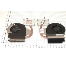 Система охлаждения HP COMPAQ CQ43 FOR Intel Pentium processor (встроенная видеокарта)