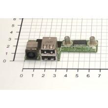Разъем для ноутбука DELL XPS M1530 USB    1251530