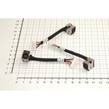 Разъем для ноутбука HP COMPAQ CQ510 CQ511 510 511 (с кабелем)