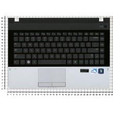 Клавиатура для ноутбука Samsung 300E4A топ-панель
