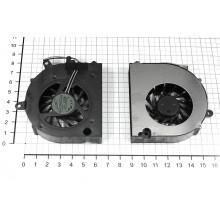 Вентилятор (кулер) для ноутбука TOSHIBA Satellite A500 A505(Intel, дискретная видеокарта)    4400505
