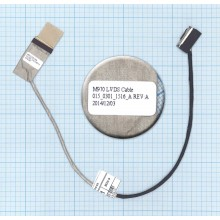 Шлейф матрицы для ноутбука SONY VPC-EB    M970 LVDS Cable 015-0301-1516_A  Rev.A