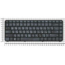 Клавиатура для ноутбука HP Pavilion dm4-3000 черная