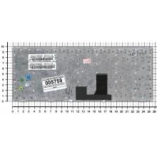 Клавиатура для ноутбука Asus EEE PC 1005HA 1008HA 1001HA 1001px белая с рамкой