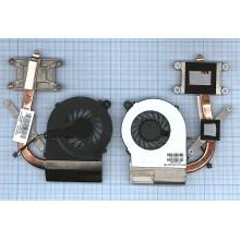 Система охлаждения HP CQ42 G42 G62 CQ72 G72 (INTEL встроеное видео)