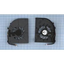 Вентилятор (кулер) для ноутбука FUJISTU TW8 Discrete Video card (Double outlet)    4450085