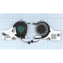 Система охлаждения для ноутбука HP mini CQ10 в сборе