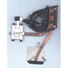 Система охлаждения для ноутбука Toshiba satellite L650D в сборе