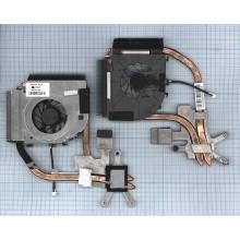 Система охлаждения для ноутбука HP DV5 DV5T AMD