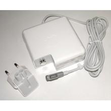 Блок питания (сетевой адаптер) для ноутбуков Apple 18.5V 4.6A MagSafe ORIGINAL