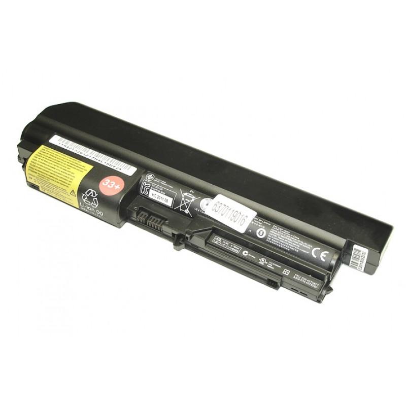 Аккумуляторная батарея 33+ для ноутбука IBM-Lenovo ThinkPad R61 11.1V 57Wh ORIGINAL черный