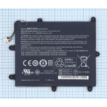 Аккумуляторная батарея для Acer Iconia Tablet A200 A210 3280 mAh(24Wh)