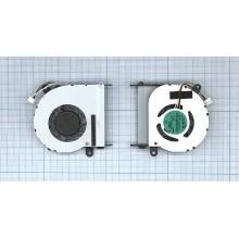 Вентилятор (кулер) для ноутбука ACER Aspire 1410 1410T 1810TZ(For Intel Dual core CPU)  4511811