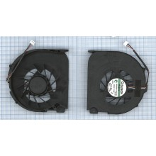 Вентилятор (кулер) для ноутбука Gateway NV52(4Pin)   4300152