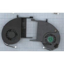 Вентилятор (кулер) для ноутбука Toshiba Qosimio X505 (CPU fan)    4401505
