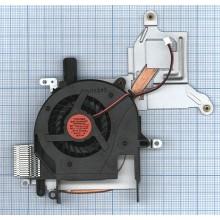 Система охлаждения для ноутбука Sony VAIO VGN-SZ110 в сборе