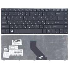 Клавиатура для ноутбука Fujitsu LIFEBOOK LH 531 черная