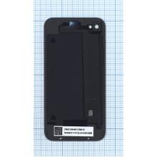 Задняя крышка для iPhone 4  OEM черная