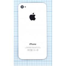 Задняя крышка для iPhone 4S OEM белая