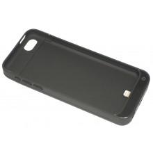 Аккумулятор/чехол для Apple iPhone 5C 2200 mAh черный