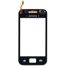 Сенсорное стекло (тачскрин) Samsung Galaxy Ace S5830 черное