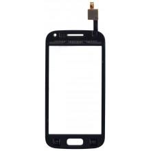 Сенсорное стекло (тачскрин) Samsung Galaxy Ace II GT-I8160 черное