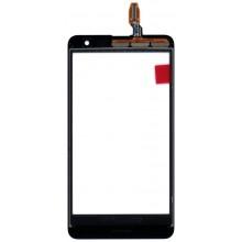 Сенсорное стекло (тачскрин) Nokia Lumia 625 черное