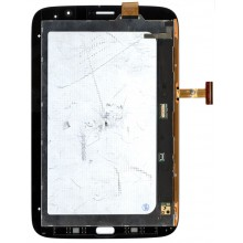 Модуль (матрица + тачскрин) Samsung Galaxy Tab 8.0 N5100 N5110 brown коричневый