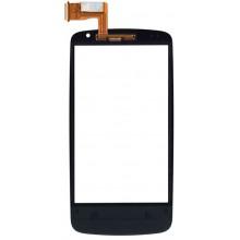 Сенсорное стекло (тачскрин) HTC Desire 500  черный