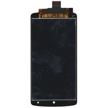 Модуль (матрица + тачскрин) LG Google Nexus 5 D820 D821 черный