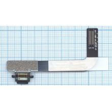 Шлейф с разъемом питания (Dock Connector Charger Flex) для Apple IPad 4