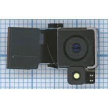 Задняя камера со вспышкой и шлейфом для Apple iPhone 4S