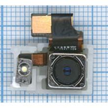 Задняя камера со вспышкой и шлейфом для Apple iPhone 5, 5G