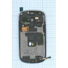 Модуль (матрица + тачскрин) full set Samsung Galaxy S3 III Mini I8190 черный