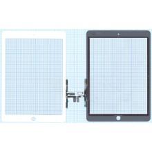 Сенсорное стекло (тачскрин) Apple IPad Air белое