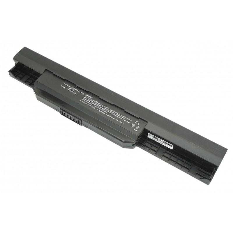 Аккумуляторная батарея A32-K53 для ноутбука Asus K53  5200mAh OEM