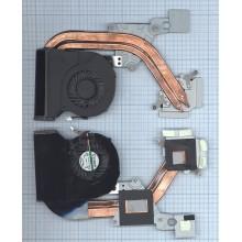 Система охлаждения для ноутбука Acer aspire 4750 в сборе (версия 1)