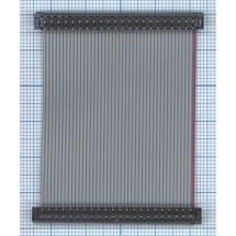 Переходник 44-pin 2.5 IDE  Male на Male Cable 4cm